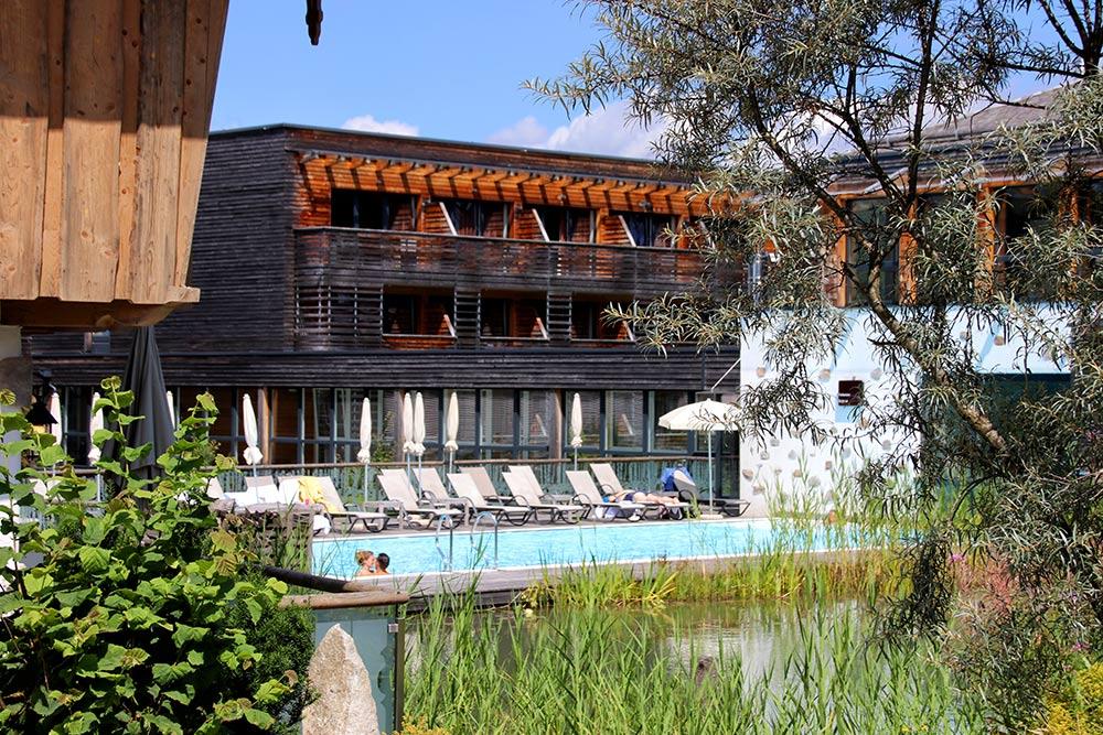 Romantikwochenende Böhmerwald Hotel INNs HOLZ im Mühlviertel