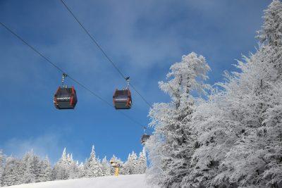 Der neue Skilift am Hochficht - INNs HOLZ